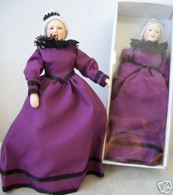 Doll House Old Lady