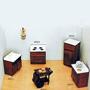 5 Piece Contemporary Kitchen Set