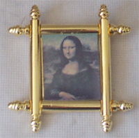 MONA LISA PICTURE (BR224)