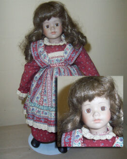 Cecilia Doll Kit