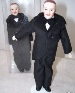 Doll House Formal Man