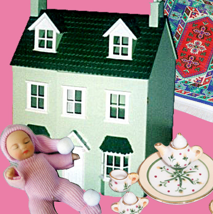 Doll Housing & Accessories