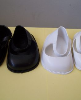 Plastic Doll Shoe Style 54 - Italian - Special!