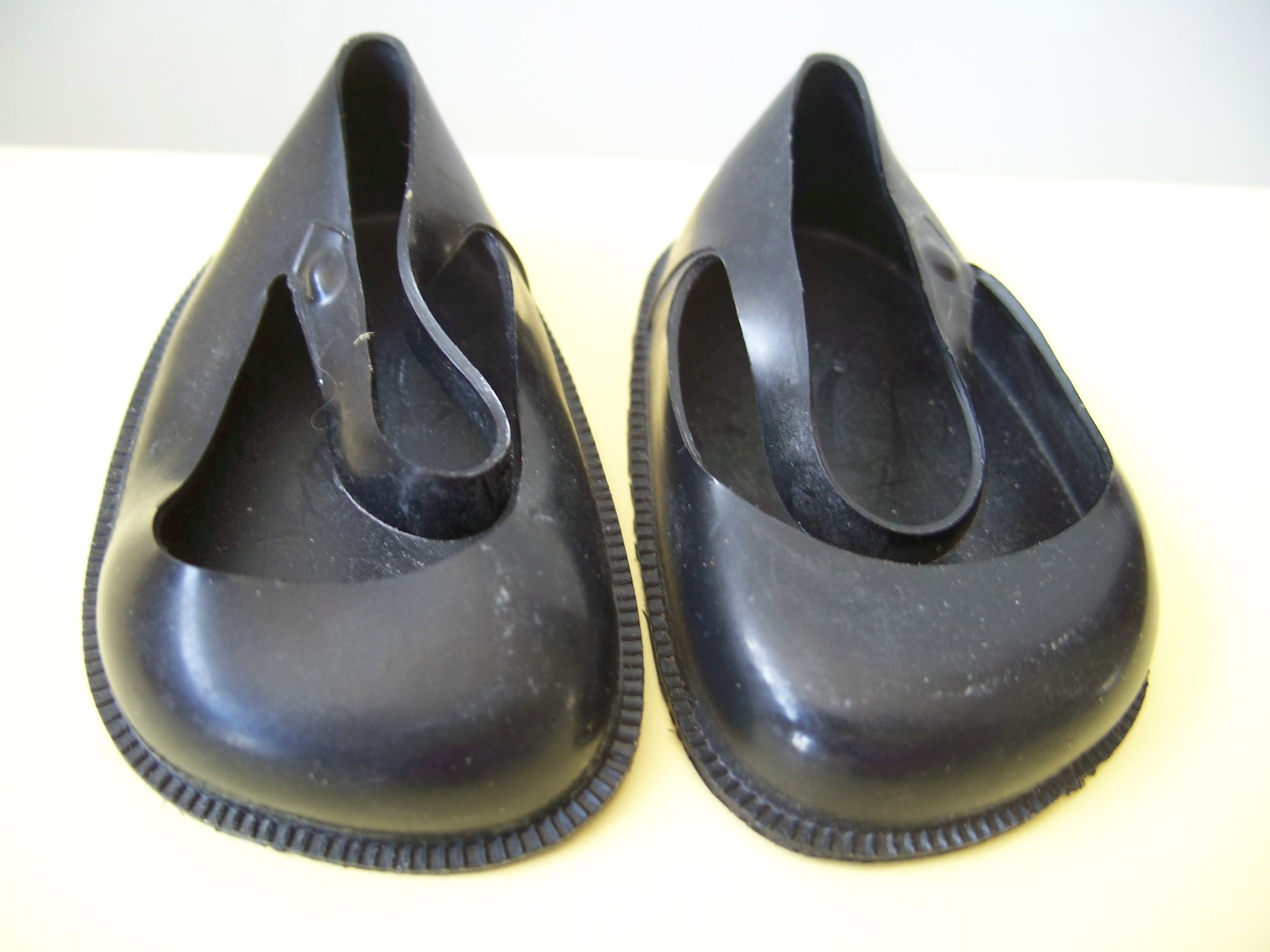 Plastic Doll Shoe Style 62