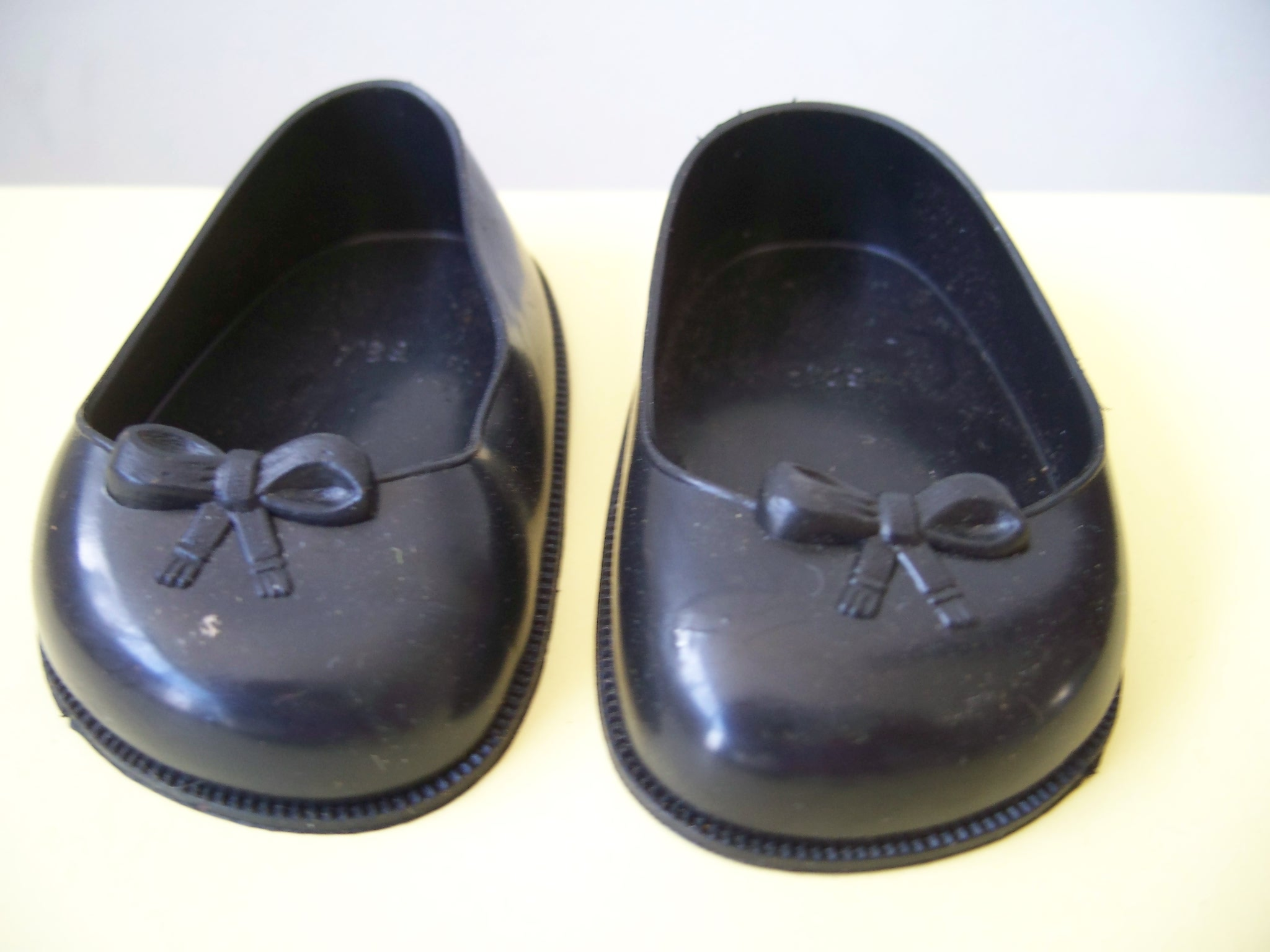 Plastic Doll Shoe Style 62A