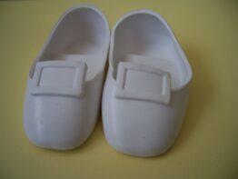 Plastic Doll Shoe Style 4