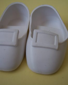 Plastic Doll Shoe Style 4