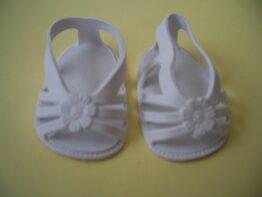 Plastic Doll Shoe Style 30