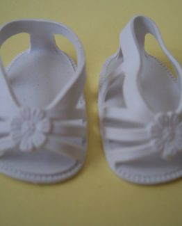 Plastic Doll Shoe Style 30