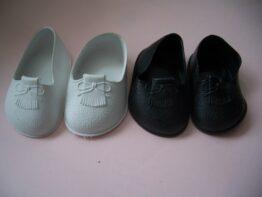 Plastic Doll Shoe Style 45