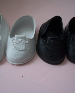 Plastic Doll Shoe Style 45