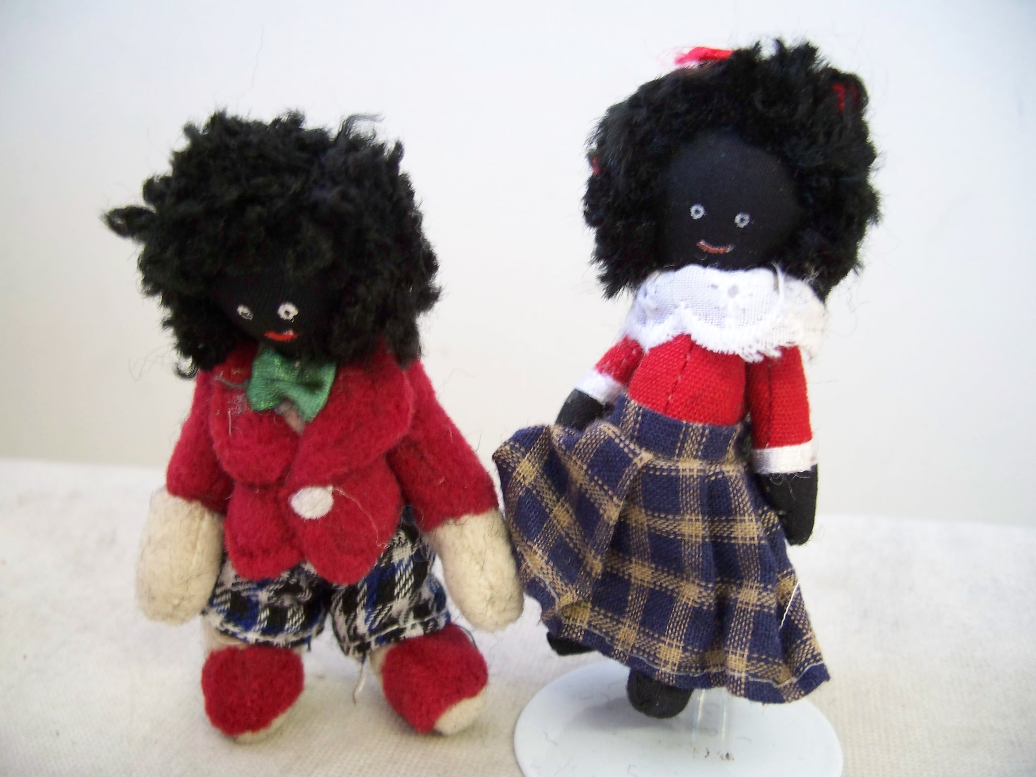 Small Golliwogs