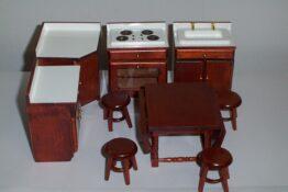 9 Piece Kitchen Set