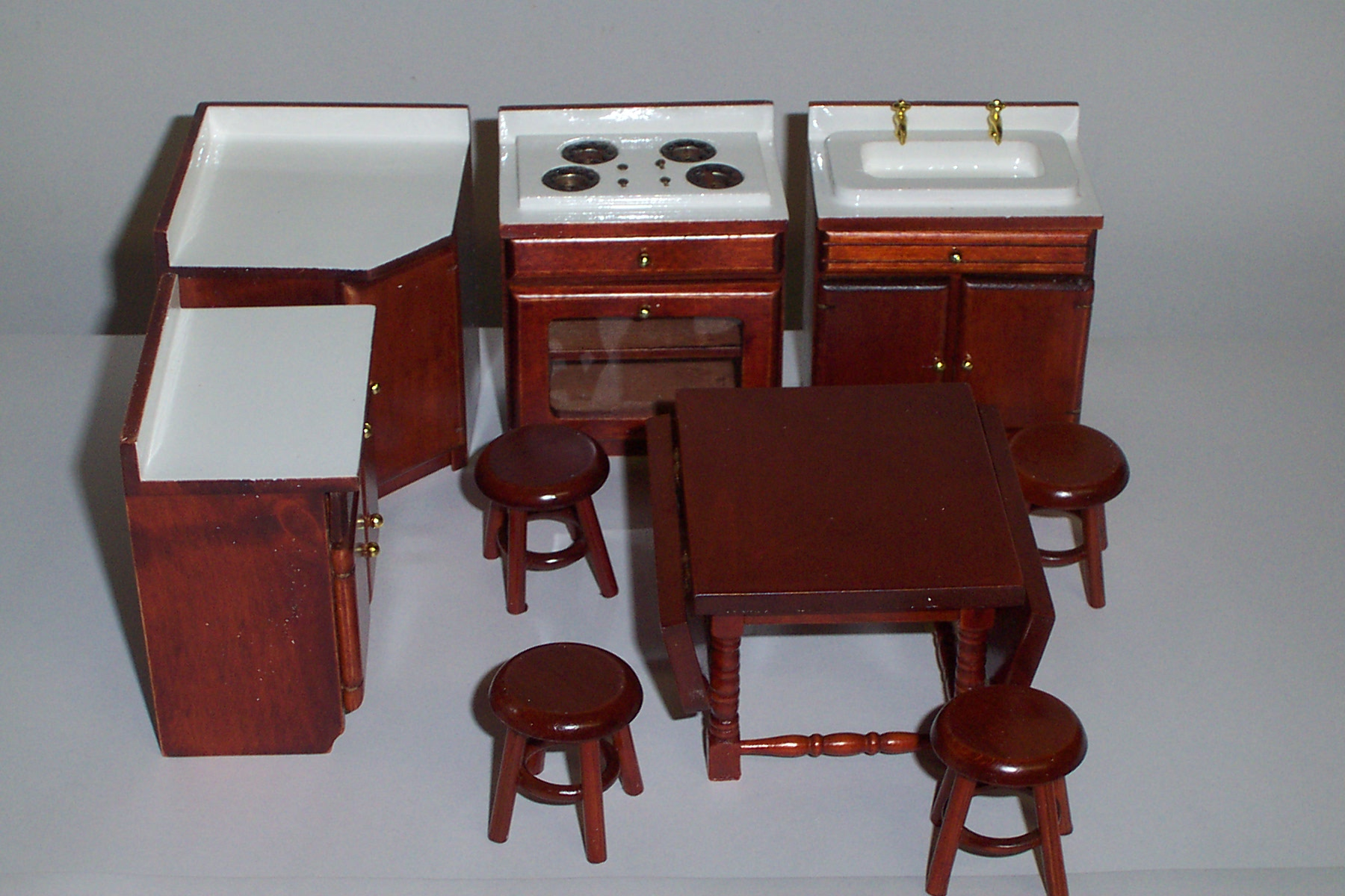 9 Piece Kitchen Set