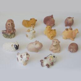 Wood Miniatures