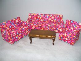 Floral Lounge