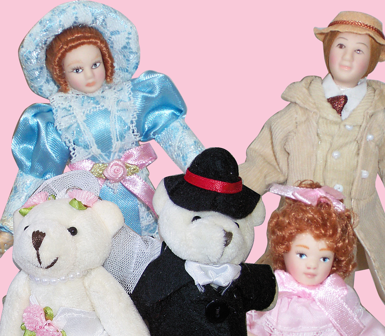 Readymade Dolls